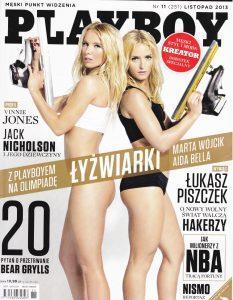 Playboy okładka 1